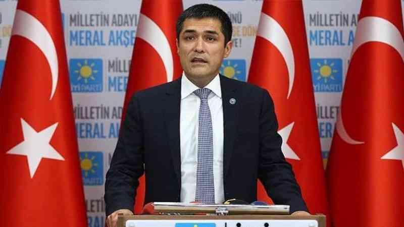 İYİ Parti İstanbul İl Başkanı Kavuncu'yu darbeden şüpheli yakalandı