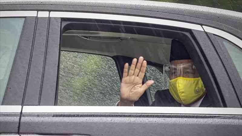 Malezya'nın yeni Başbakanı İsmail Sabri Yakub, yemin ederek görevine başladı