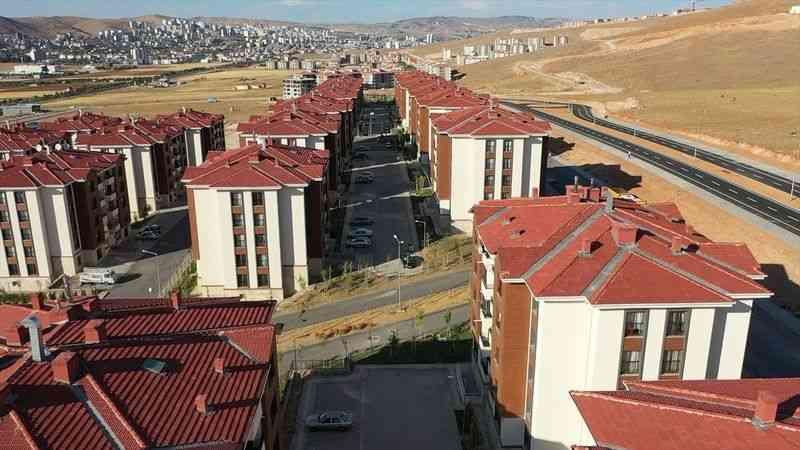 Elazığ'da 24 Ocak depreminin ardından yeni bir şehir inşa ediliyor