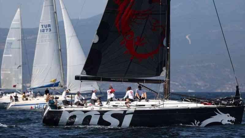 Yelken: TAYK-Eker Olympos Regatta 2021 Yarışları