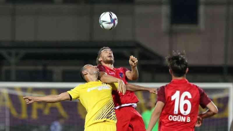 Eyüpspor, Ankara Keçiörengücü'nü 2-1 yendi