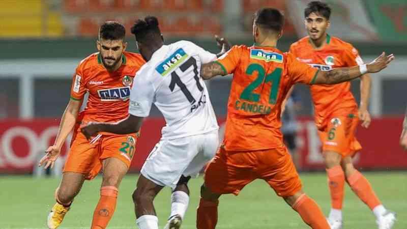 Altay, Aytemiz Alanyaspor'u 4-1 mağlup etti