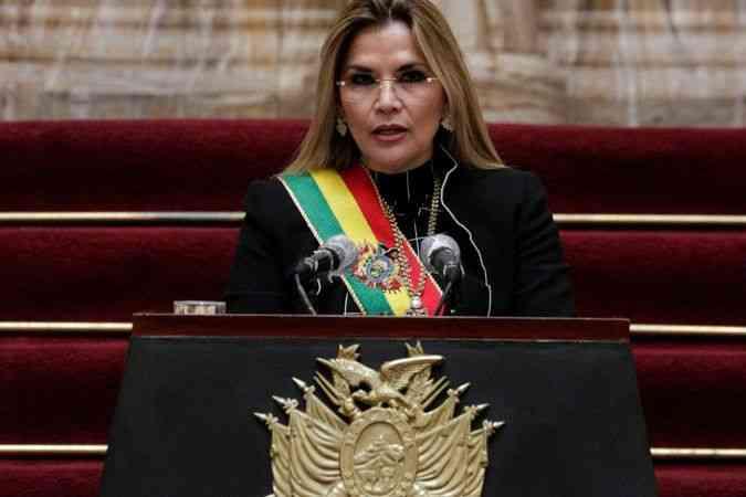 Bolivya'da eski geçici Devlet Başkanı Anez, hapishanede intihar girişiminde bulundu