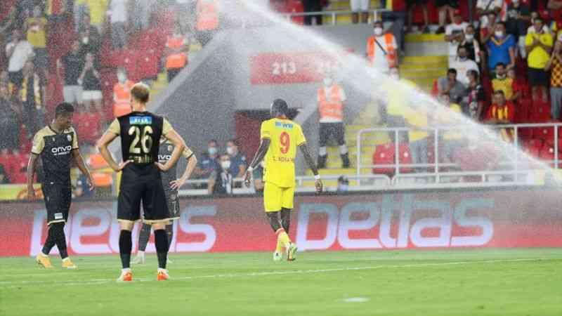 Yeni Malatyaspor, Göztepe'yi 1-0 mağlup etti