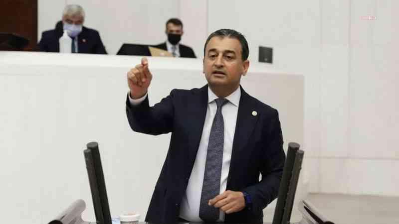 """CHP'li Bulut: """"Temmuzda cumhuriyet tarihinin en büyük faiz ödemesi yapıldı"""""""