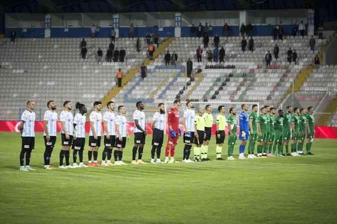 Büyükşehir Belediye Erzurumspor-Bursaspor maçının ardından