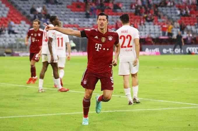 Bayern Münih, Köln'ü 3-2 yendi