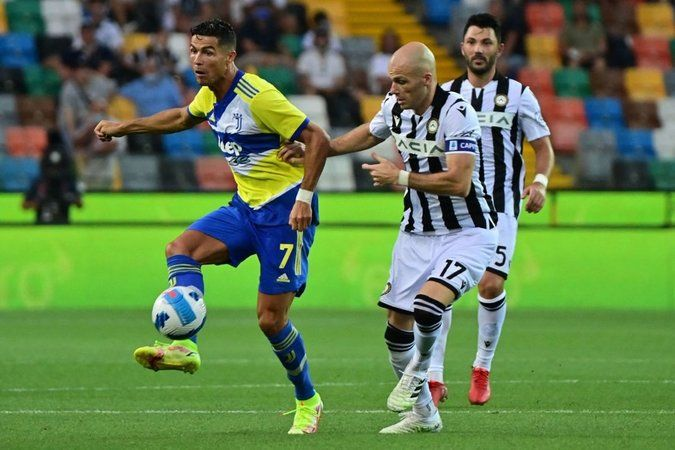 Juventus, Udinese ile 2-2 berabere kaldı