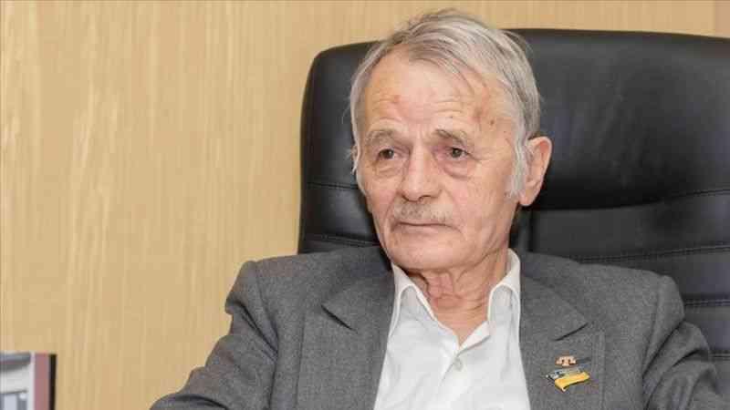 Kırımoğlu, dünyanın Kırım konusunda gereken tedbirleri yakında alacağını umduğunu aktardı