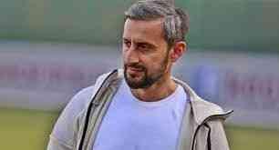 """Serkan Özbalta: """"Ligin üstesinden gelebilmemiz için çok çalışmamız gerekiyor"""""""