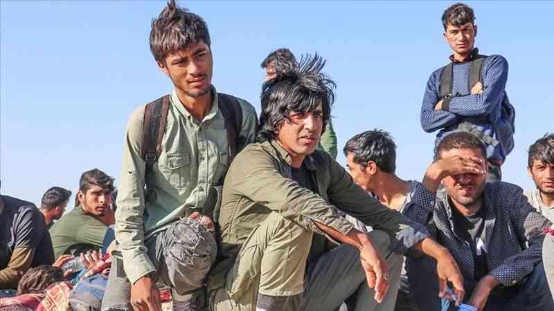 Taliban'a göre Afganlar ekonomik nedenlerle ülkeden ayrılmak istiyor