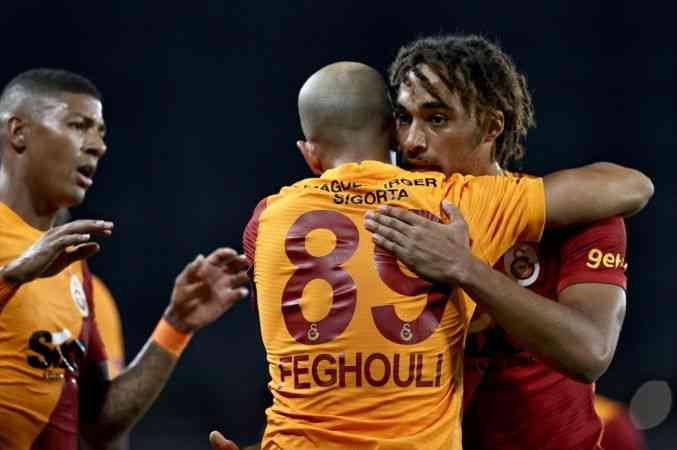Galatasaray - Atakaş Hatayspor