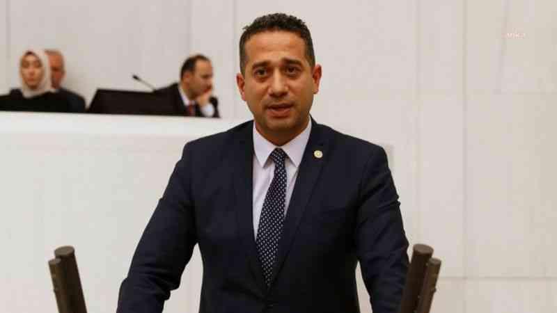 CHP'li Başarır'dan İçişleri Bakanı Süleyman Soylu'ya tavsiye mektubu