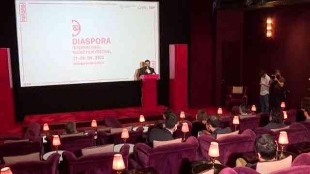 Diaspora Uluslararası Kısa Film Festivali'nde 24 filmlik dünya seçkisi