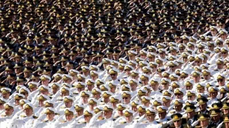 141 general ve amirale yeni görev
