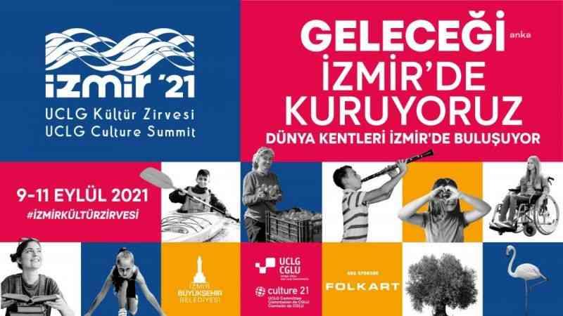 Dünya Belediyeler Birliği Kültür Zirvesi için geri sayım başladı