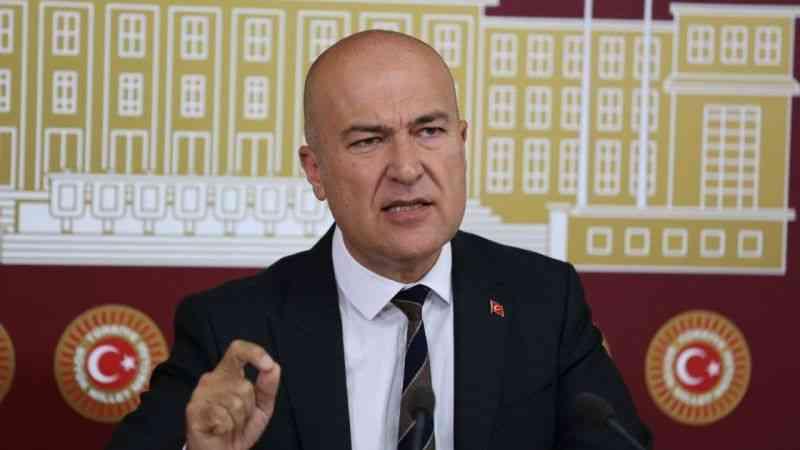 """CHP'li Bakan, """"Buca SGK koronavirüs saçıyor"""" iddiasını TBMM'ye taşıdı"""