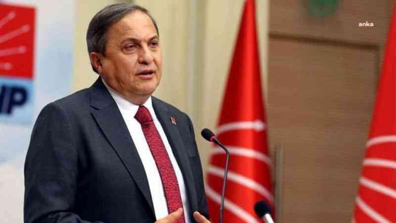 """CHP'li Torun: """"Erdoğan'ın samimiyeti bir sonraki konuşmasına kadar"""""""