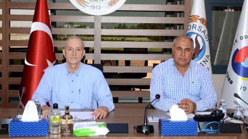"""Adana Ticaret Borsası Başkanı Bilgiç: """"Küresel ısınma dengeleri bozdu"""""""
