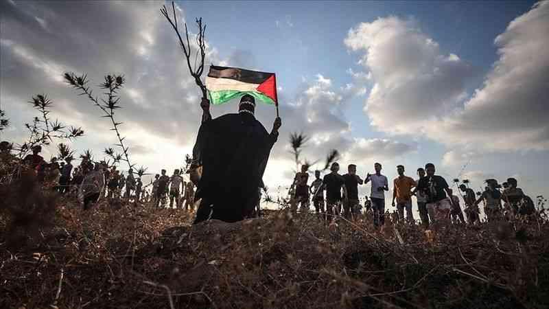 """""""Hiçbir şey direniş gruplarını Kudüs'ü savunma ve korumaktan alıkoyamayacak"""""""