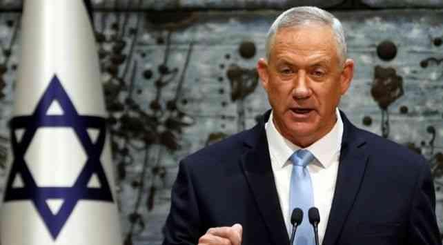İsrail Savunma Bakanı Gantz, ülkesinin İran'a karşı tek başına harekete geçebileceğini söyledi