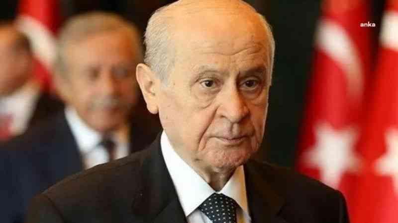 """Bahçeli: """"Düzensiz göç akınları, Türk milletinin var oluş azmini kıramayacaktır"""""""