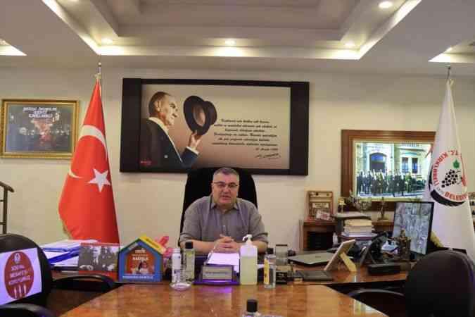 Kovid-19'u yenen Kırklareli Belediye Başkanı Kesimoğlu, vatandaşları aşıya çağırdı: