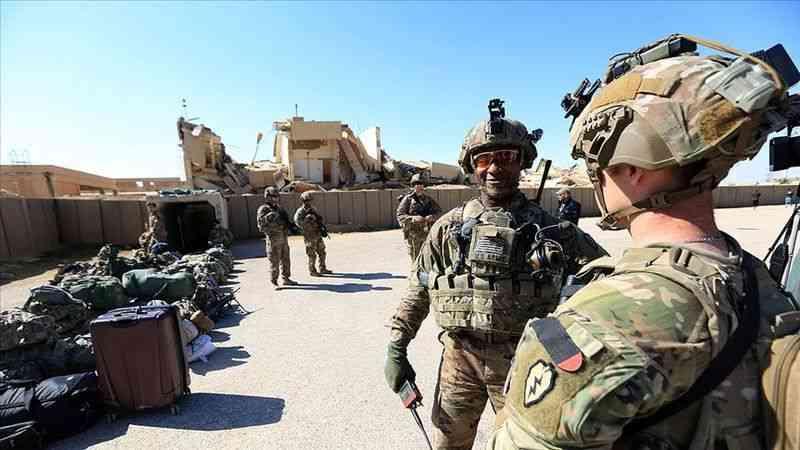 """""""Saldırıda 12 ABD askerinin öldürüldüğünü, 15 askerin ise yaralandığını biliyoruz"""""""
