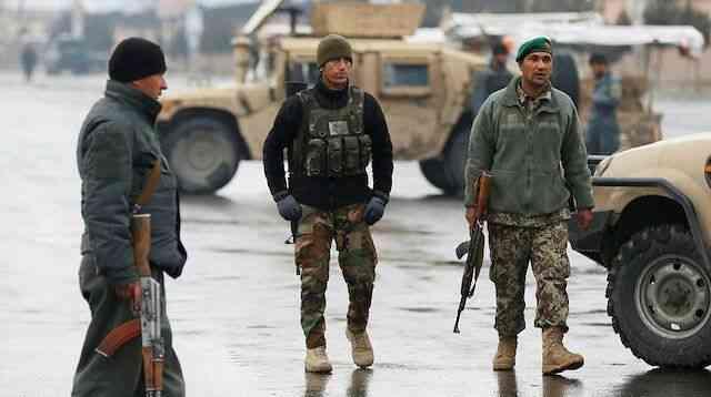 Kabil'deki patlamada en az 3 ABD askeri yaralandı