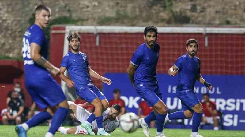 Tuzlaspor, Beypiliç Boluspor'u 3-1 yendi