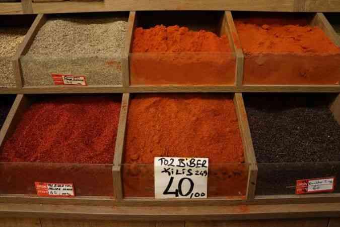 Kilis'te toz biberin kalitesi üreticilerin bilinçlendirilmesiyle arttırıldı