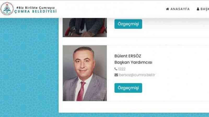 AK Partili belediye başkanı yeğenini başkan yardımcısı yaptı