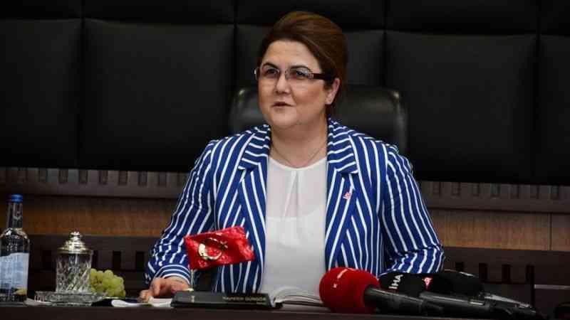 Aile ve Sosyal Hizmetler Bakanı Yanık, Kahramanmaraş'ta