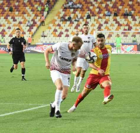 Yeni Malatyaspor, Gaziantep'i 2-0 yendi
