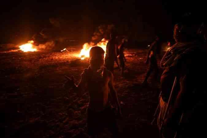 İsrail askerleri, Gazze sınırındaki gösteriye gerçek mermiyle müdahale etti