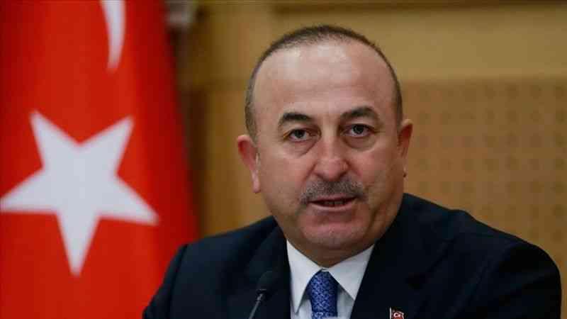 """Dışişleri Bakanı Çavuşoğlu: """"Irak'taki PKK mevcudiyetini asla kabul etmeyiz"""""""