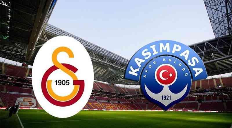Galatasaray, Kasımpaşa'ya konuk olacak