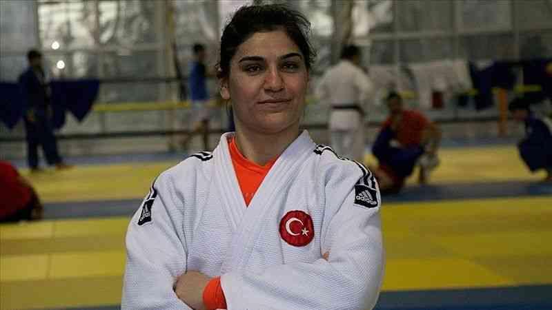 Kadınlar judoda Zeynep Çelik, bronz madalya kazandı