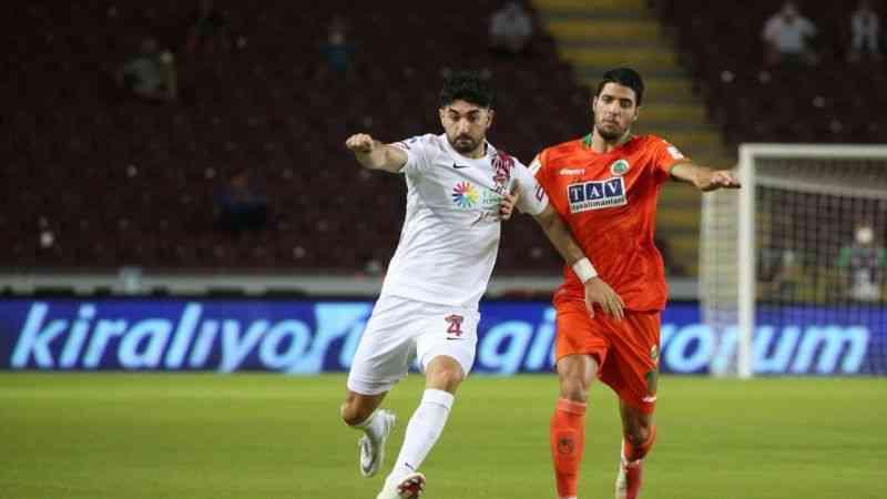 Hatayspor, Alanyaspor'u 5-0 yendi