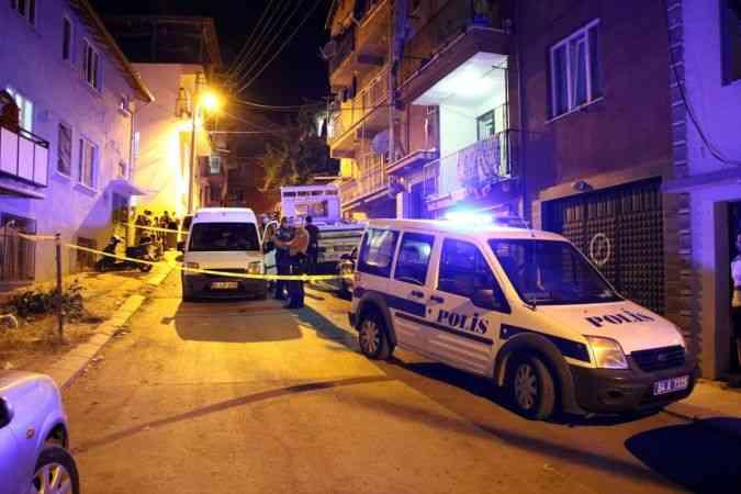 Uşak'ta tartıştığı karısı tarafından bıçaklanan kişi hayatını kaybetti