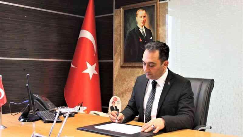 """İYİ Partili Ataman: """"Atatürk'ü duada anmayan müftülük personelini kınıyoruz"""""""