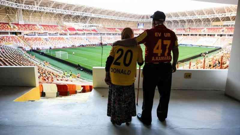 """""""Maço Baba"""" ve """"Fatma Nine"""", Yeni Malatyaspor'la tekrar buluşmanın mutluluğunu yaşıyor"""