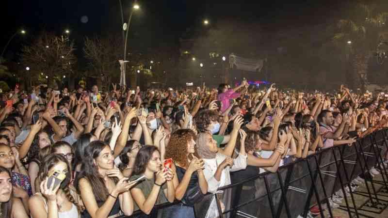Emek Festivali konserlerle son buldu