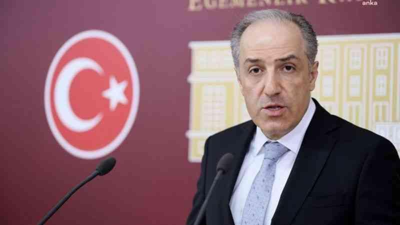DEVA Partili Yeneroğlu, göçmenlerin Meriç Nehri'ne atıldığı iddiasını Bakan Soylu'ya sordu