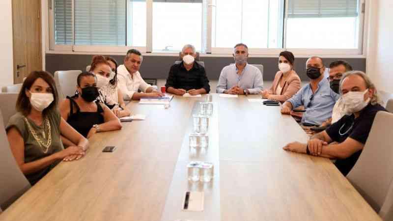 Antalya Büyükşehir'e 1 milyon fidan bağışı