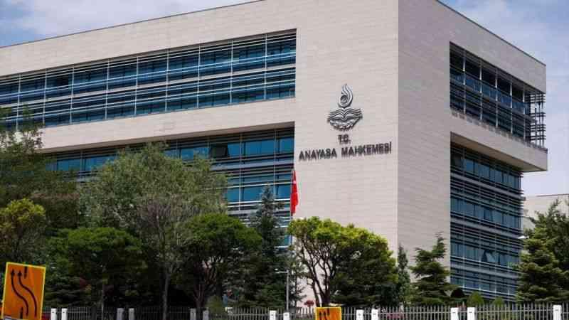AYM, HDP'nin savunma için ek süre talebini 2 Eylül'de görüşecek