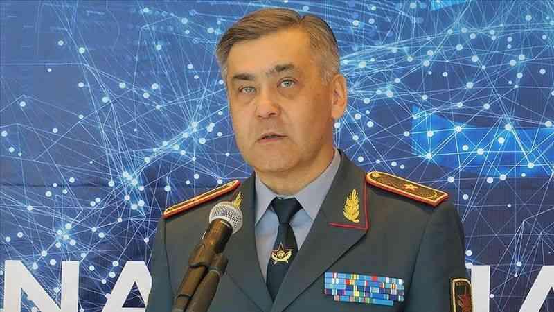 Kazakistan'da askeri mühimmat deposundaki patlamanın ardından Savunma Bakanı istifa etti