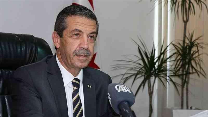Ertuğruloğlu'ndan ABD'li Senatör'ün Kıbrıs'taki Türk askerine ilişkin sözlerine tepki
