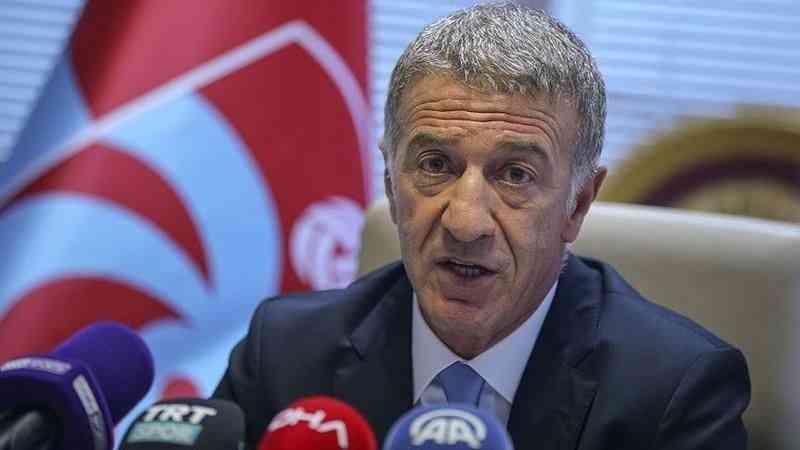Trabzonspor Başkanı Ağaoğlu: ''Hasretini çektiğimiz mutlulukları hep birlikte yaşayacağız''