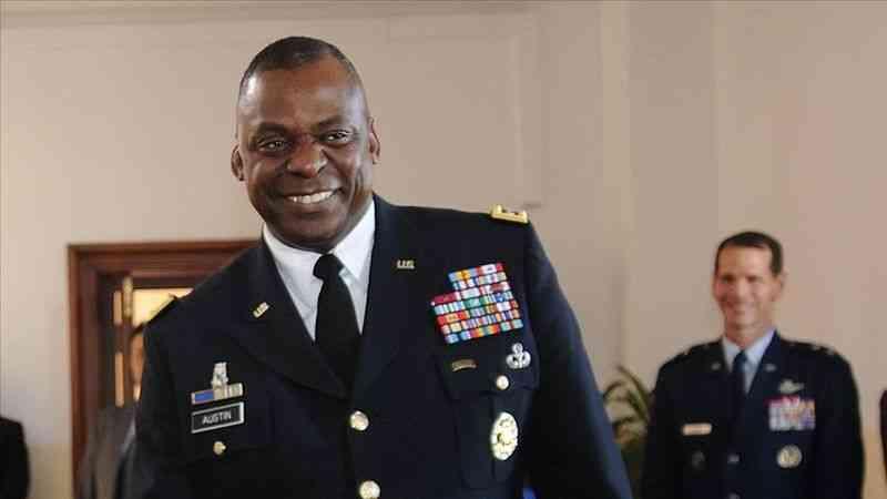 ABD Savunma Bakanı Austin, Körfez ülkelerini ziyaret edecek